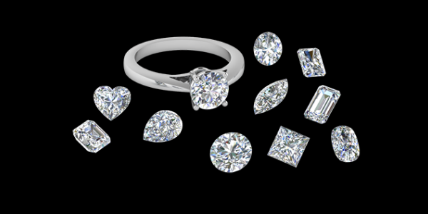diamond shape in Australia