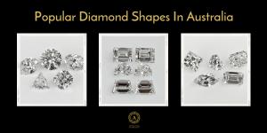 popular diamond shape in Australia