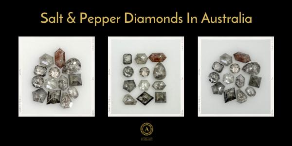 Salt & Pepper Diamonds In Australia