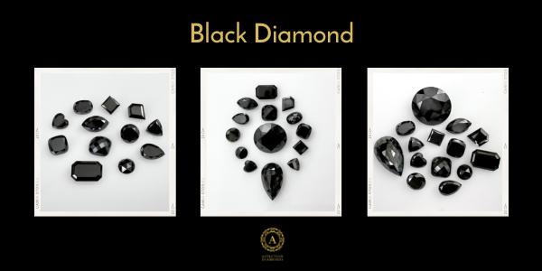 Black diamond in australia